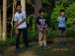 朽木ワークキャンプ54(160723・24) (98)